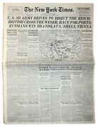 ''the New York Times'' From 5 April 1945