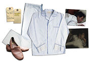 Ben Stiller Pajamas And Leather Slippers From ''envy''