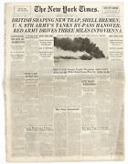 9 April 1945 Issue Of ''the New York Times''