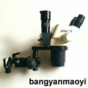 Leica Gz6 Microscope With 15x/15.6 Eyepieces+holderall In Pictures
