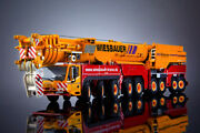 For Demage Ac700 For Wiesbauer Crane 1/50 Diecast Model Finished Car Truck