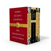 Doris Kearns Goodwin The Presidential Biographies Brand New Never Opened