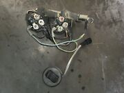 Yamaha 115 Hp 2 Stroke Tilt And Trim Control Switch And Solenoids
