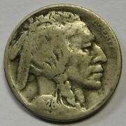 1926-s Buffalo Nickel Grading Vg Uncleaned Coin Priced Right Shipped Free R12