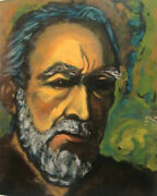 Anthony Quinn Zorba Self Portrait + Extras  Serigraph Signed Numbered 1985