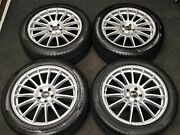 4 Range Rover Hse Supercharged 21 Wheels And Snow Tires O.z Racing Rims