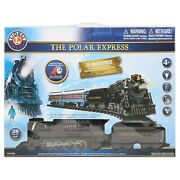 Lionel The Polar Express Battery Powered Christmas Train Set New