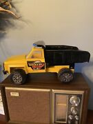 Vintage 1983 Tonka Chevy Trax Dump Truck Pressed Steel Free Shipping