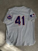 Tom Seaver Upper Deck Authenicated Jersey