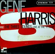 Gene Harris - Live At It Club - Cd 1996 Excellent Condition / Free Shipping
