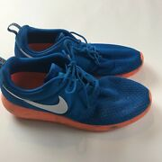 Nike Roshe Run Marble Challenge Blue Running Shoes 669985 Menand039s 10