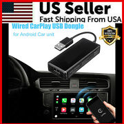 Carlinkit Usb Ios Carplay Dongle Adapter For Android Car Auto Navigation Player