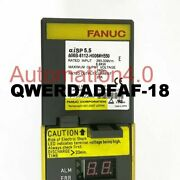 1pc Used Fanuc A06b-6112-h006h550 Tested In Good Condition Free Shipping
