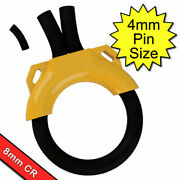 Estim 8mm Conductive Rubber Insulated Loop For 2b | Et312 Or Others