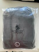 Singapore Airlines First Class Pyjamas / Sleeper Suit 2017 - Unopened Large Size