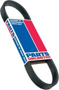 Parts Unlimited Supreme Xp Belt 1 29/64in. X 46 25/32in. 1142-0286