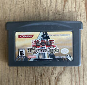 Yu-gi-oh The Sacred Cards - Nintendo Game Boy Advance Game Only