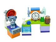 Lego Friends Accessory Set Veterinary Cabinet With Chico 33 Pcs