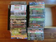 60 Hunting Dvd Lot No Duplicates. 30 Are New. + 30 Are Used. Deer. Etc. Sports.