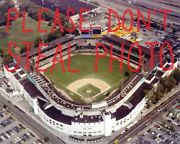 Old Comiskey Park / Chicago White Sox 8x10 Glossy Photo - Aerial View