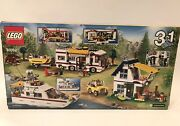 Lego Creator 31052 Vacation Getaways 3-in-1 Brand New Factory Sealed Retired