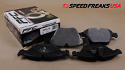 Performance Friction Z- Rated Carbon Metallic Front Brake Pads 0918.10