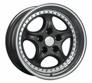 For Porsche 911/993 Tramont Cup 2 Rs Front Dark Grey Wheel New