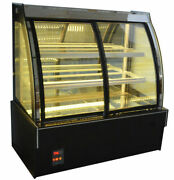 Top-grade Commercial Refrigerated Cake Showcase 220v 47in120cmlong 210089