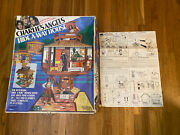 Vintage 1977 Hasbro Charlieandrsquos Angels Hideaway House Play Set Complete Box Mego