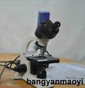 Used Good Motic Ba80 Microscope With Objectives And Eyepieces Ship Express