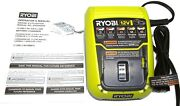 Ryobi C120d One Plus 12v Volt Lithium Ion Battery Charger Tested And Working