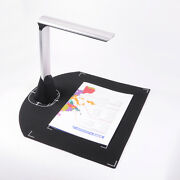 Sto Portable Visualizer Id Card A4 Document Book Photo Cam Scanner 10mega Pixel