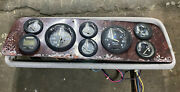 1996 Chaparral Sunesta 250 Boat Dashboard Instruments Panel With Gauges