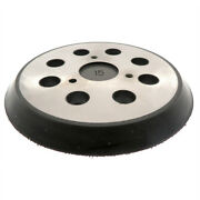 5 In Electric Polishing Disc Sander Pad Hookand Loop For Porter Cable 343/343k/390