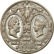 [6161] United Kingdom, Medal, Visit Of Louis Philippe To Victoria, History