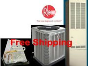 2.5 Ton R-410a 14seer Mobile Home Gas Heating System Condenser / G Furnace /coil