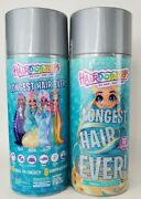 Lot Of 2 Hairdorables Longest Hair Ever Brand New Sealed