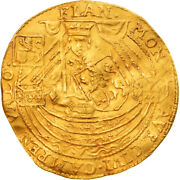 [5433] Coin Netherlands Noble Dand039or Gold
