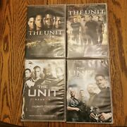 The Unit - The Complete Series Dvd, 2010, 19-disc Set, Canadian Season 1-4
