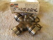 Ts-55-55-2 Universal Joint Two Bearing Cups 1/16 Difference In Size