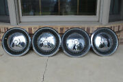 1979 Chrysler And Dodge Cars Wheel Covers Set Of 4