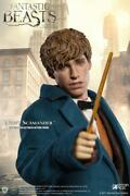Star Ace Newt Scamander Fantastic Beasts And Where To Find Them 16 Fig Sa-0047
