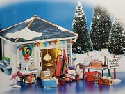 Department 56 Snow Village-another Manand039s Treasure 54945 New Retired💖