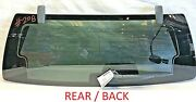 Ford Escape Hybrid 2008 - 2012 Rear Windshield Tail Gate Glass Window Exterior