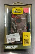 Otterbox Defender Series For Iphone 4 And 4s 77-18740p1