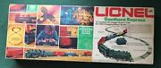 Lionel Southern Express Box Only Electric Train 27 Gauge Vintage Toy Part Hobby