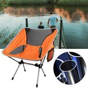 Outdoor Bbq Stool Fishing Back-rest Portable Folding Camping Outdoor Chairs