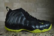 New Nike Air Foamposite One Size 9 314996 003 Cactus Hologram Galaxy