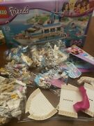 Brand New Bags Are Sealed.. Lego 41015 Friends Dolphin Cruiser Retired