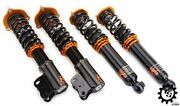 Ksport Cac100-kp Coilovers Kontrol Pro Lowering Coils Kit For 2004-2008 Acura Tl